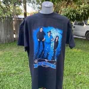 Vintage 1997 Blackhawk band concert tour tee Sz XL